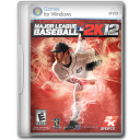 128x128px size png icon of Major League Baseball 2K12