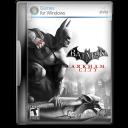 128x128px size png icon of Batman Arkham City