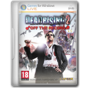128x128px size png icon of Dead Rising 2 Off the Record