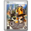 128x128px size png icon of Gatling Gears