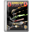128x128px size png icon of Serious Sam Double D