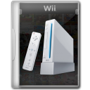 128x128px size png icon of Wii Console