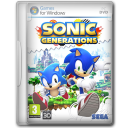 128x128px size png icon of Sonic Generations