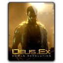 128x128px size png icon of Deus Ex Human Revolution