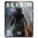 128x128px size png icon of The Elder Scrolls Skyrim