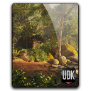 128x128px size png icon of UDK