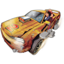 128x128px size png icon of FlatOut II