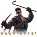 128x128px size png icon of Half Life II 2