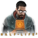 128x128px size png icon of Half Life II