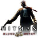 128x128px size png icon of Hitman Blood Money