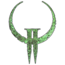 128x128px size png icon of Quake II