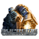 128x128px size png icon of Supreme Commander