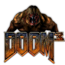 128x128px size png icon of Doom 3
