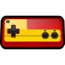 Nintendo Family Computer Player 2 Classic Icon