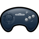 128x128px size png icon of Sega Genesis