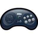 128x128px size png icon of Sega Mega Drive Alternate