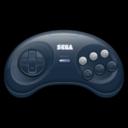 128x128px size png icon of Sega Mega Drive
