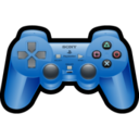 Sony Playstation Blue Icon
