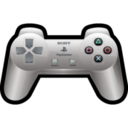 128x128px size png icon of Sony Playstation