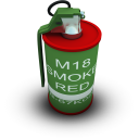 128x128px size png icon of Tear Gas