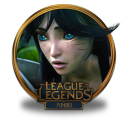 128x128px size png icon of Ahri Cinematic