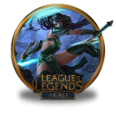 128x128px size png icon of Akali