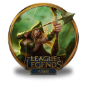 128x128px size png icon of Ashe Sherwood