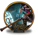 128x128px size png icon of Caitlyn