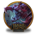 128x128px size png icon of Cho Gath