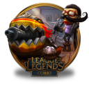 128x128px size png icon of Corki Hot Rod