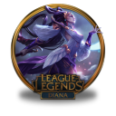 128x128px size png icon of Diana Lunar Goddess