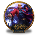 128x128px size png icon of Draven Primetime