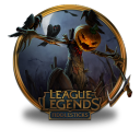 128x128px size png icon of Fiddlesticks Pumpkin