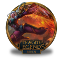 Riven Dragonblade Icon