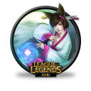128x128px size png icon of Ahri Dynasty Chinese artwork