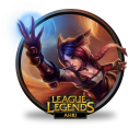 128x128px size png icon of Ahri Foxfire