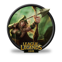 128x128px size png icon of Ashe Sherwood Forest