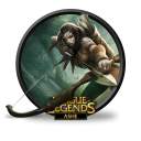 128x128px size png icon of Ashe Woad