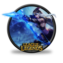 128x128px size png icon of Ashe