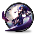 128x128px size png icon of Diana Dark Valkyrie