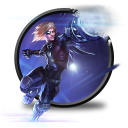 128x128px size png icon of Ezreal Pulsefire without LoL logo