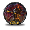 128x128px size png icon of Katarina High Command