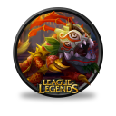 128x128px size png icon of KogMaw Lion Dance