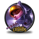 128x128px size png icon of Teemo Astronaut