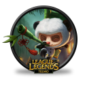 128x128px size png icon of Teemo Panda