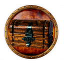 128x128px size png icon of chest