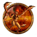 128x128px size png icon of diablo