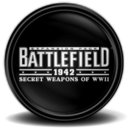 128x128px size png icon of Battlefield 1942 Secret Weapons of WWII 4