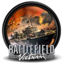 128x128px size png icon of Battlefield Vietnam 1