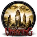 128x128px size png icon of Clive Barkers Undying 4